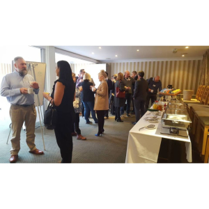 Connect Market Harborough Business Networking