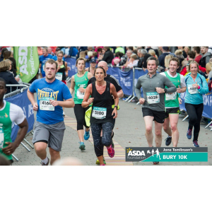 The Asda Foundation Bury 10K