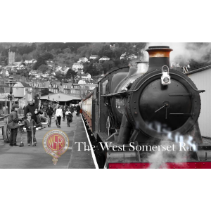 West Somerset Railway: Steam & Cream Tea Specials