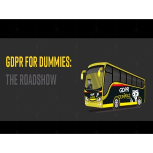 GDPR for Dummies European Roadshow - Birmingham, Canal Side (13/02/2018)