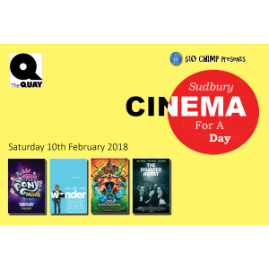 Sudbury Cinema For A Day : February 2018