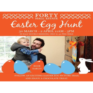 Easter Egg Hunt, Forty Hall, Enfield, London, children, kids, Trail, family, Treat