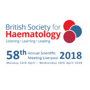 BSH 2018 - Annual Scientific Meeting of the British Society for Haematology