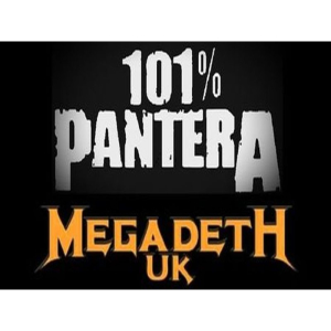 101% Pantera and Megadeth UK @ The Underworld Camden