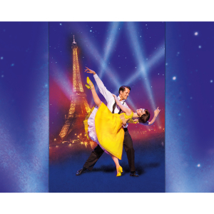 Taliesin Live - Dominion Theatre - An American in Paris – The Musical