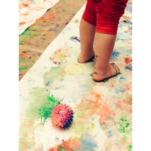 Messy Gallery: Paint Playground