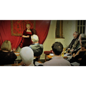 Midlands Heroes and Hauntings - Storytelling for Adults
