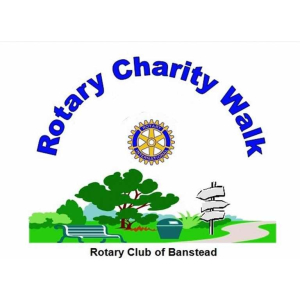 Banstead Rotary Charity Walk #CharityWalk with @BansteadRotary