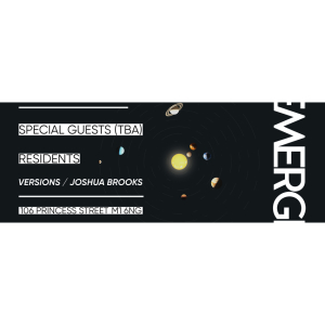 Emerge w/ Residents + Guests