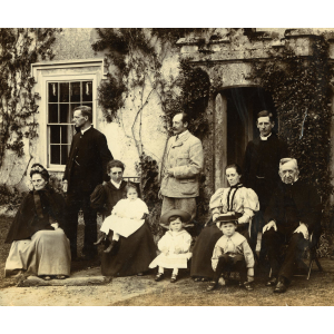 Finding and using family history records