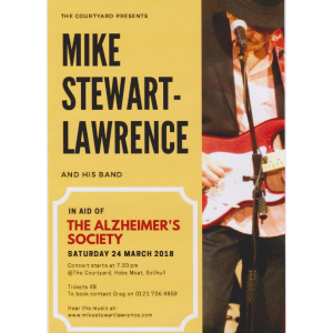 Mike Stewart-Lawrence and His Band