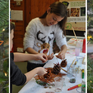 Festive Forest Craft Club