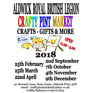 Crafty Pint Markets