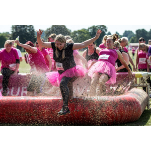Cheshire Race For Life Pretty Muddy 5K