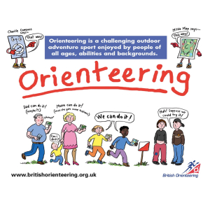 Junior Orienteering @ North Petherton