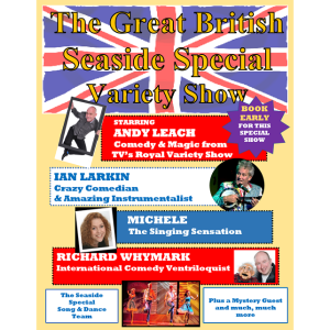 The Great British Seaside Special 2018