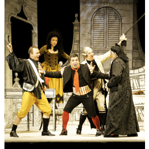 Swansea City Opera present The Barber of Seville