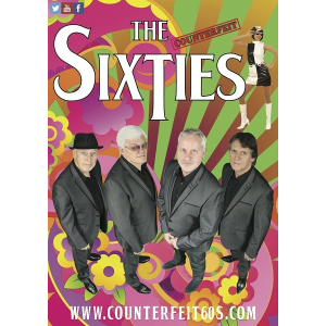 Counterfeit Sixties Show @ Evesham Arts Centre