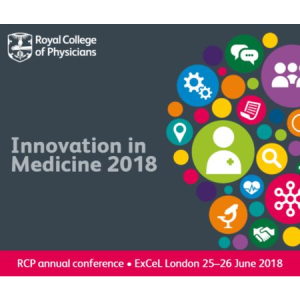 Innovation in Medicine 2018: RCP annual conference