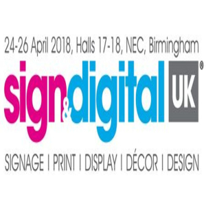 Sign And Digital UK 2018