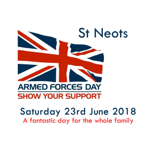 St Neots Armed Forces Day 2018
