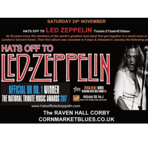 Corn Market Blues Present: HATS OFF TO LED ZEPPELIN