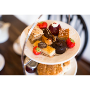 Win Afternoon Tea for 2 at The Last Drop