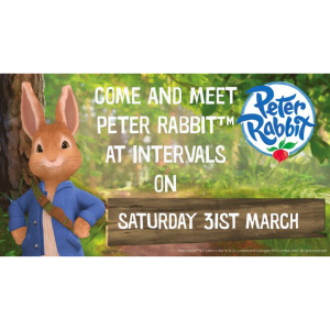 Peter Rabbit Meet and Greet Day