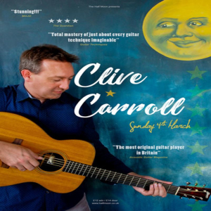 Clive Carroll - Live at The Half Moon Putney