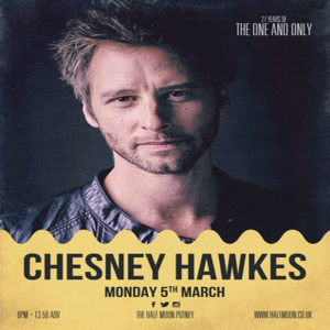 Chesney Hawkes - Live at The Half Moon Putney