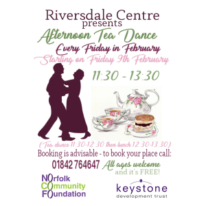 Afternoon Tea Dance
