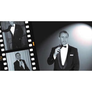 Michael Buble and Rat Pack Tribute Night