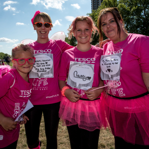 Cancer Research Race for Life 5K - Jersey
