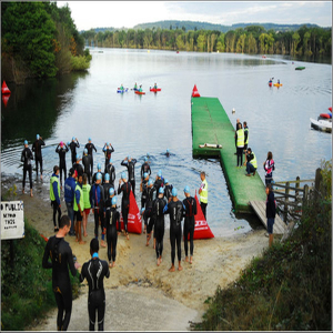 Redhill Triathlon July 2018
