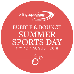 Bubble and Bounce: Summer Sports Day!