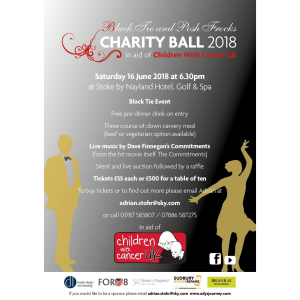 Black Tie and Posh Frocks Charity Ball