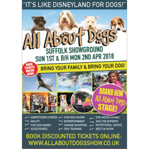 All About Dogs Show Suffolk