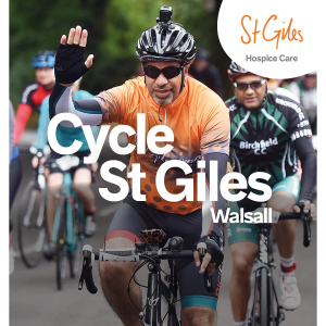 Cycle for St Giles Hospice Walsall