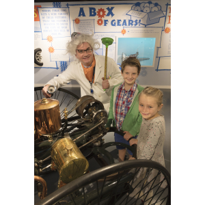 AutoScience Easter Holiday Activities