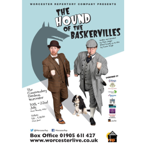 Worcester Rep. at The Commandery: The Hound of the Baskervilles