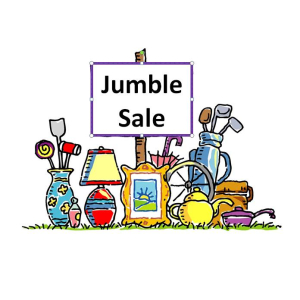 Jumble sale in aid of the Buildwas Church Restoration Fund
