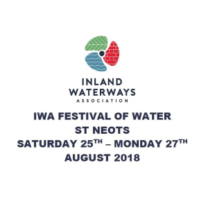 FESTIVAL OF WATER 2018 COMES TO ST NEOTS