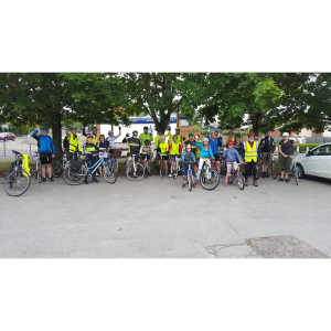 Cycle Rides for all - Burntwood Taster Ride