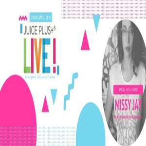 Juice Plus+ Convention welcomes Missy Jay as its Special Guest