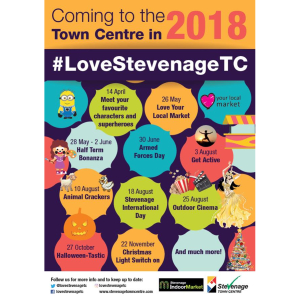 Love Stevenage 2018