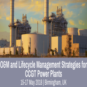 O and M and Lifecycle Management Strategies for CCGT Power Plants 2018, UK