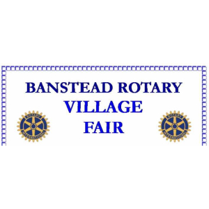 Banstead Village Fair with Banstead Rotary @BansteadRotary @BansteadHighSt