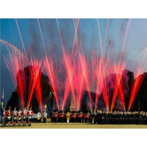 The Household Division Beating Retreat 2018 - Wed 6th June