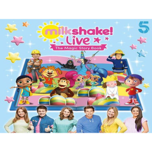 Milkshake! Live, Millfield, Enfield, London, family, children, Magic Storybook