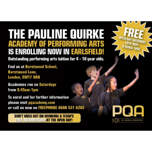 FREE Open Day- PQA Earlsfield